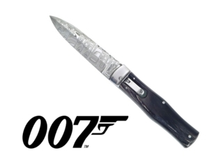Mikov PREDATOR 241-DR-1/KP - James Bond